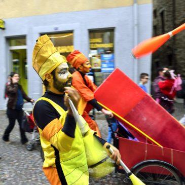 Les Chromatix – spécial carnaval