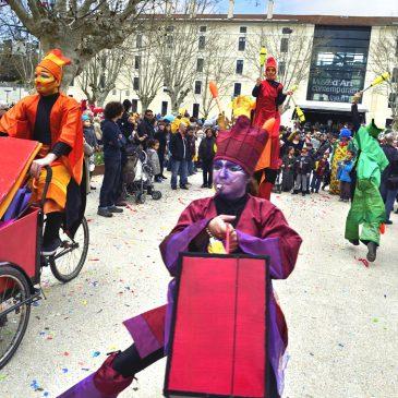 Les Chromatix préparent la nouvelle saison des Carnavals