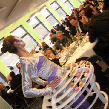 Muses Gourmandes pour gourmands en séminaire…
