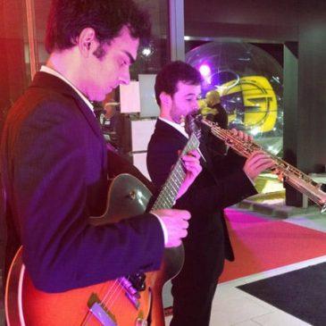 Bulles de Jazz pour l'ouverture d'une concession automobile