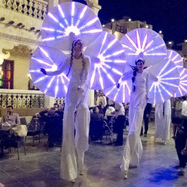 Bain de foule à Doha pour Les Nymphéas