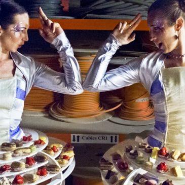 Les Muses Gourmandes jouent les James Bond Girls…