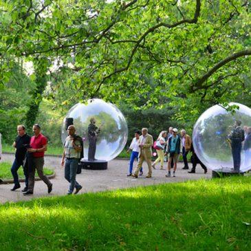 De balles en bulles…