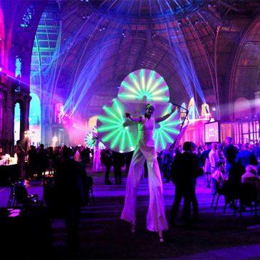 Soirée VIP au Grand Palais
