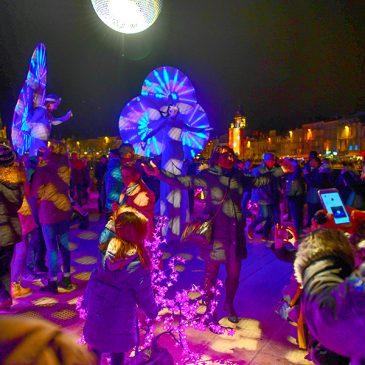 Les Nymphéas commencent l'année sur le port de La Rochelle
