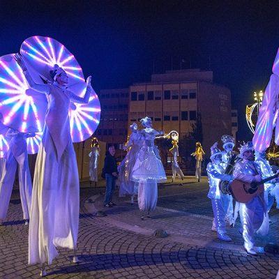 Parade de Noël à La Ciotat