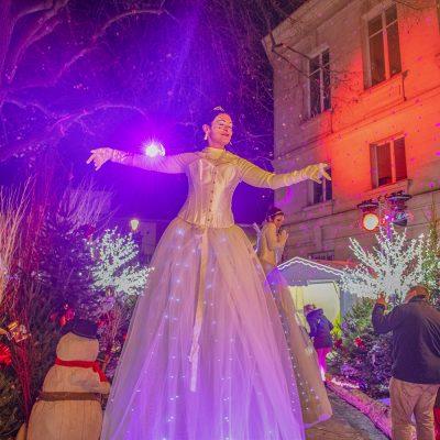 Echassiers lumineux en Bourgogne